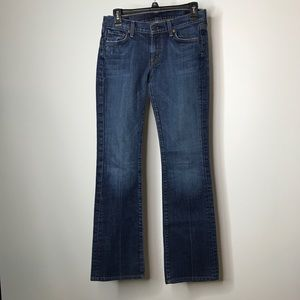 Citizens Of Humanity Kelly Bootcut Jeans Size 28